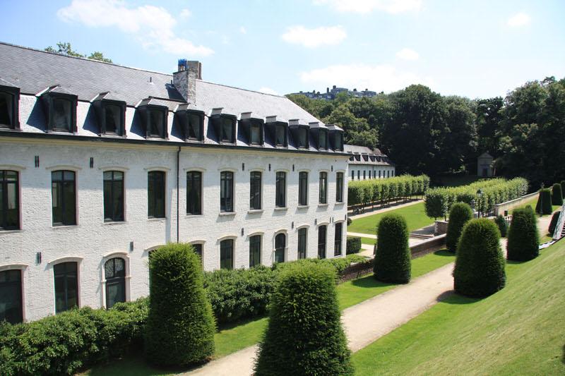 School of decorative arts or École des Arts Décoratifs Abbaye de la Cambre