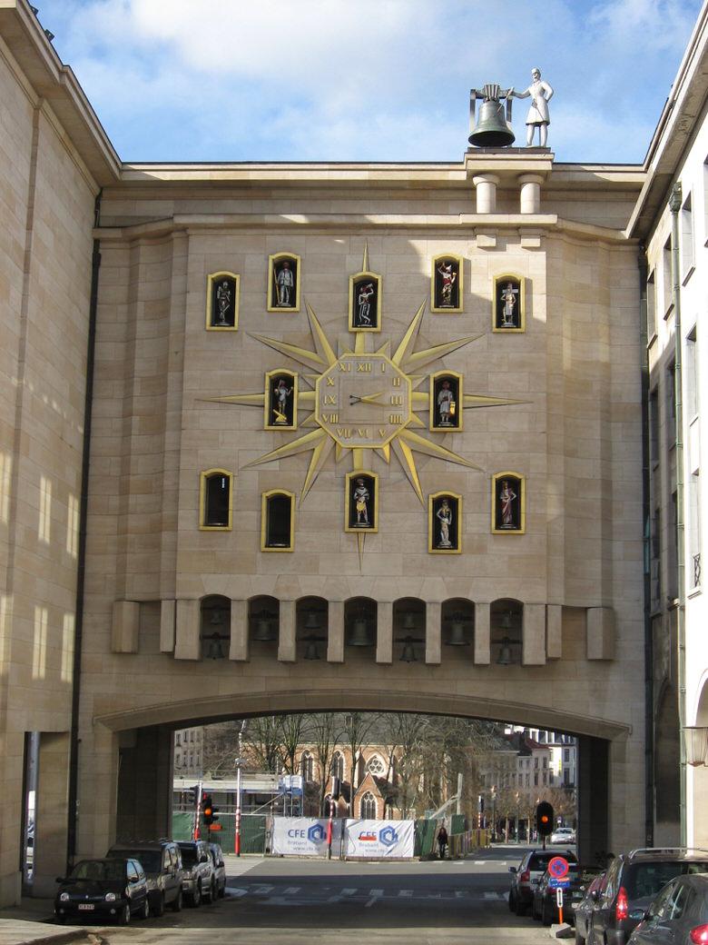 Le Carillon du Mont des Arts